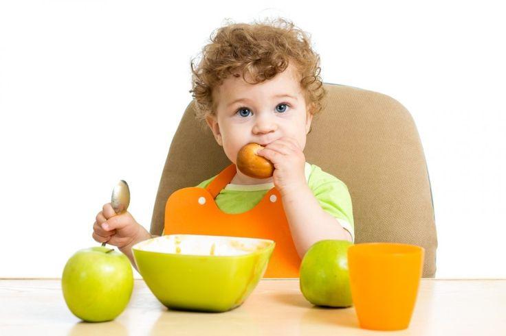 Será que meu filho está comendo adequadamente?