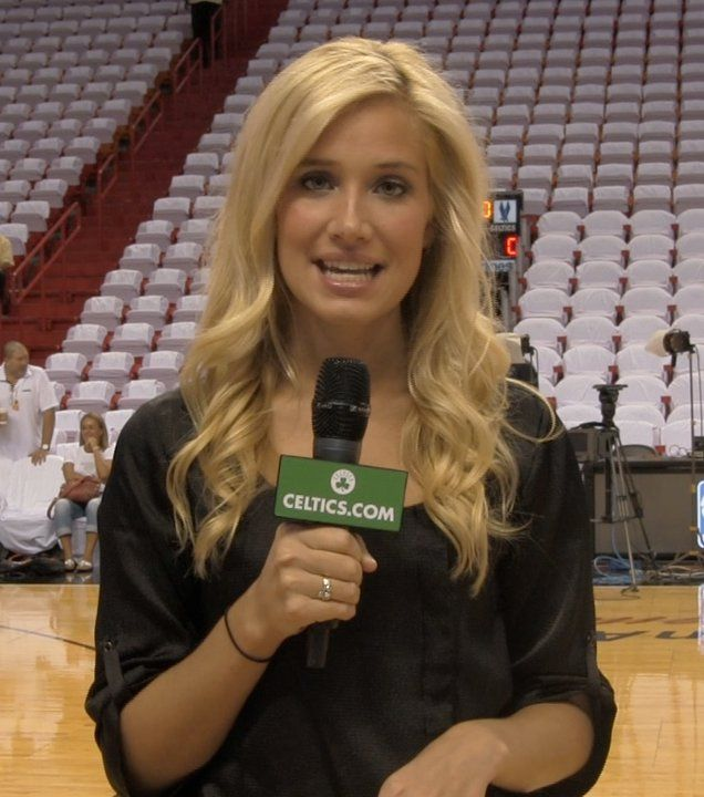 Kristine Leahy at celtics.com