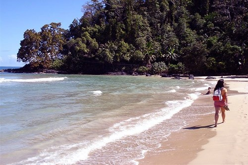 Photos: Undiscovered #Caribbean Islands: Red Frog Beach in Isla Bastimentos, #Panama.