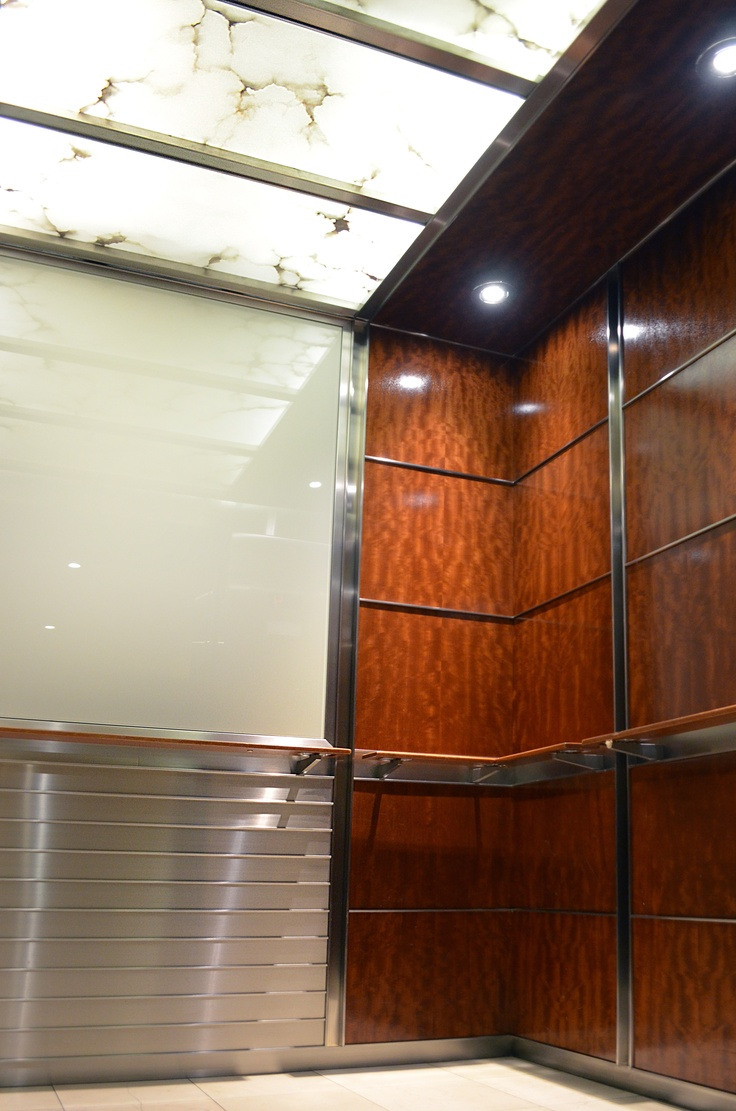 17 best images about elevator interior design on pinterest for Back painted glass panels