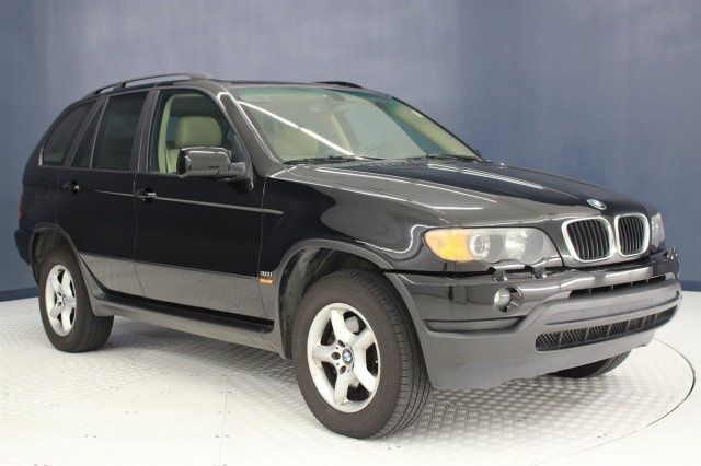 Used 2003 BMW X5 For Sale in Houston TX   Stock: T3LV86432
