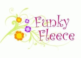 Funky Fleece is your destination for fleece clothing and coordinating accessories to fit every age, taste and style...and every member of the family (including pets!).  The owner, Pam is just awesome to deal with, and is always adding new products!