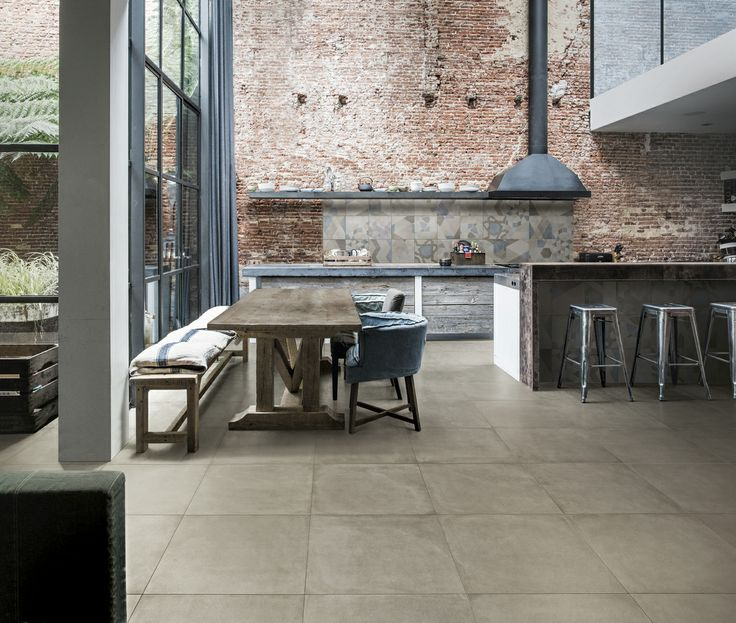 How to decorate you kitchen with modern tiles ONE by #Caesar