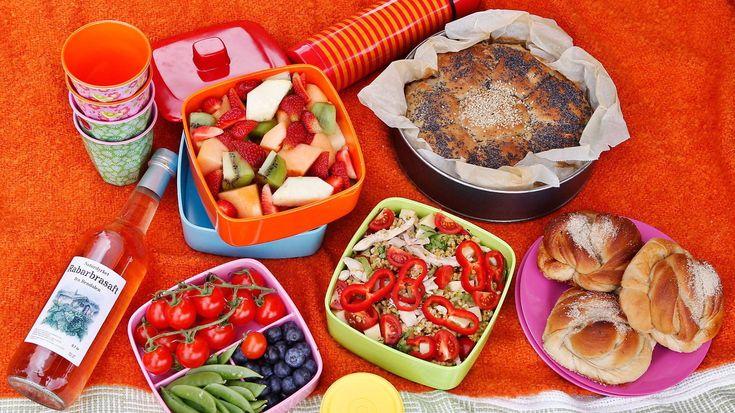 Piknik-tips til familien, stranda og romantisk date i parken - Godt.no - Finn noe godt å spise
