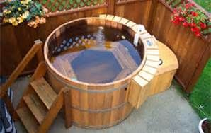small hot tub area - Bing Images