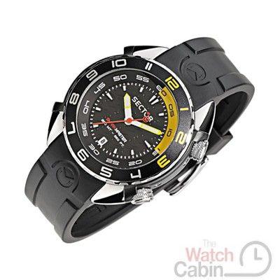 Sector Shark Master R3251178125 Mens Watch - Sector - Men's Watches .