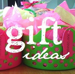 How To Put Together A Fantastic, Affordable Gift Basket (with lists for different themed baskets)