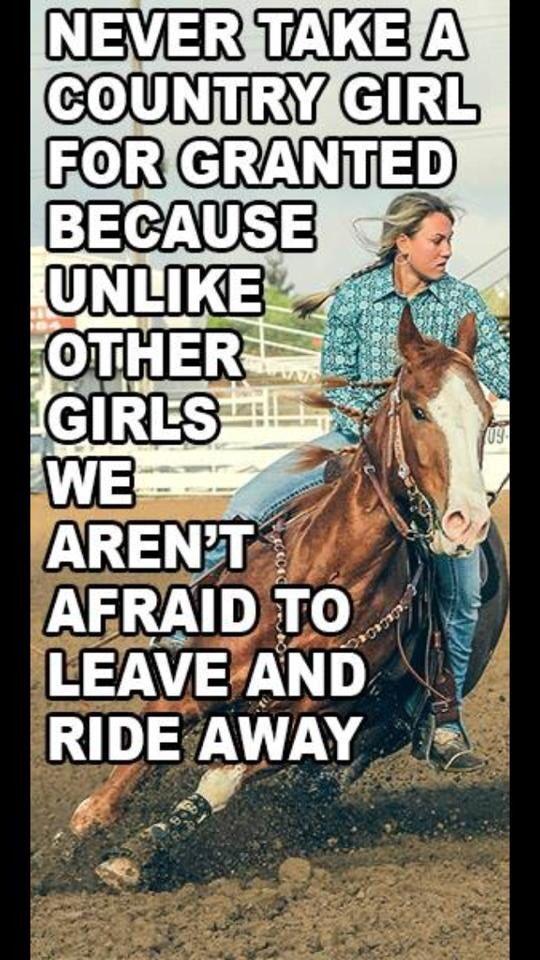 So Machen Es Country Girls