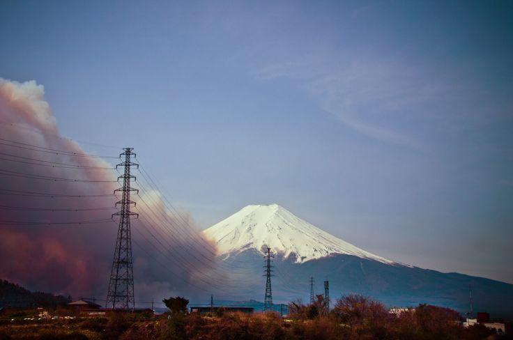 Mt. #Fuji, Japan. www.quynhle.com