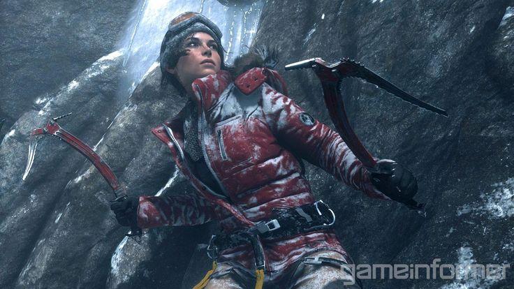 Visionneuse d'images du jeu Lara Croft sur les traces de l'immortalité dans Rise of the Tomb Raider sur Jeuxvideo.com