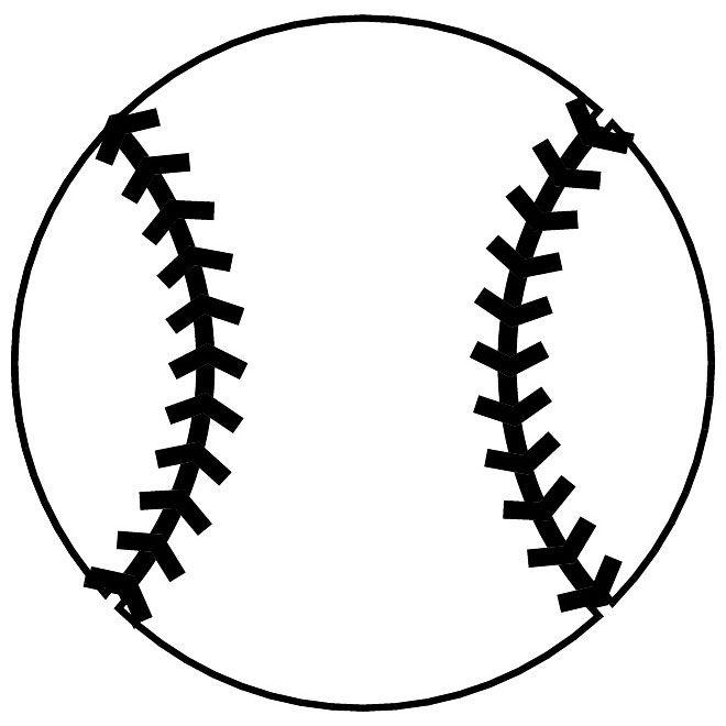 Download Baseball Free Vector Download At Vectorportal   Baseball ...