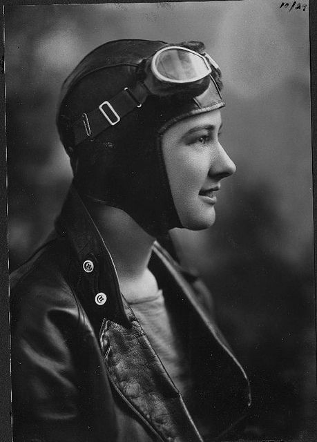 Helen Richey (1909 – 1947) was a  pioneering female aviator.  She was the first woman to be hired as a pilot by a  commercial airline in the United States, the first woman sworn in to pilot air mail, and was one of the first female flight instructors.
