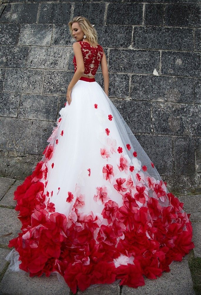 Oksana Mukha wedding dress Love