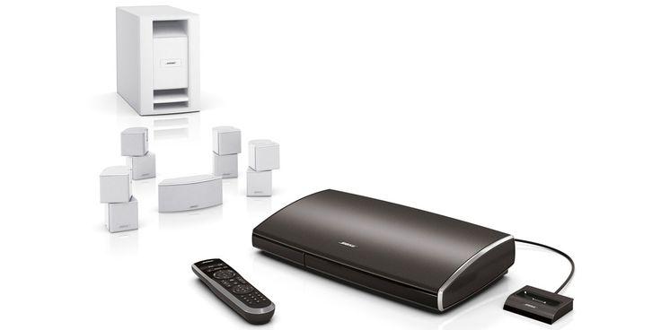 Système home-cinéma 5.1 #Bose Lifestyle V35 : Un rendu dynamique et profond. #EasyLounge