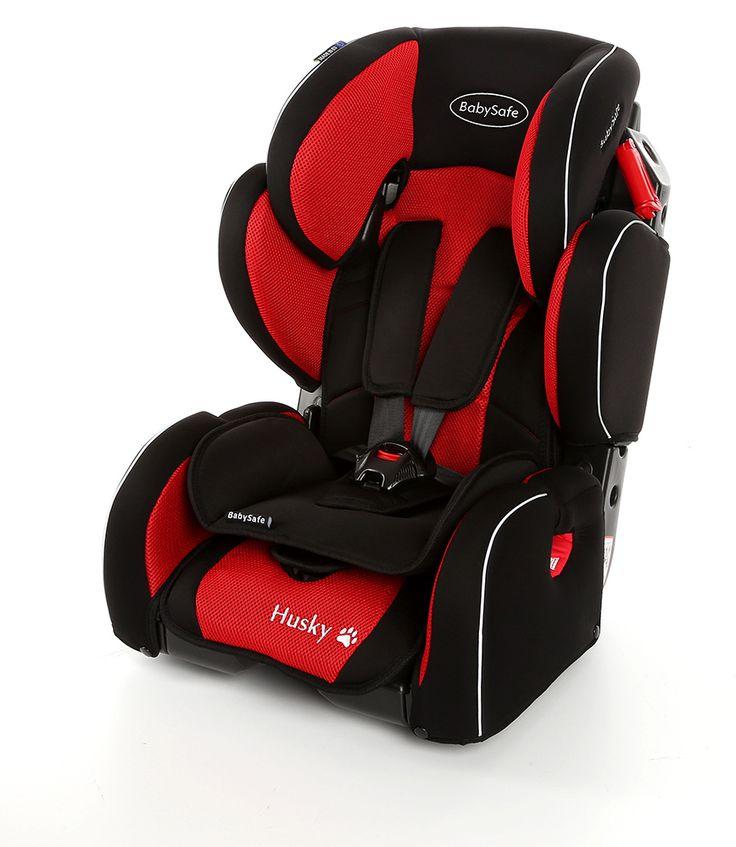 Husky BabySafe Red
