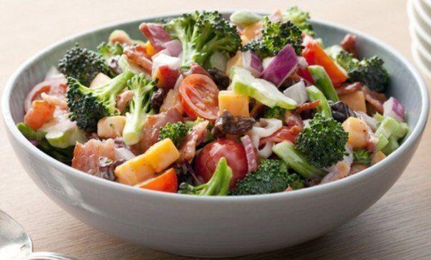 Восточный салат рецепт