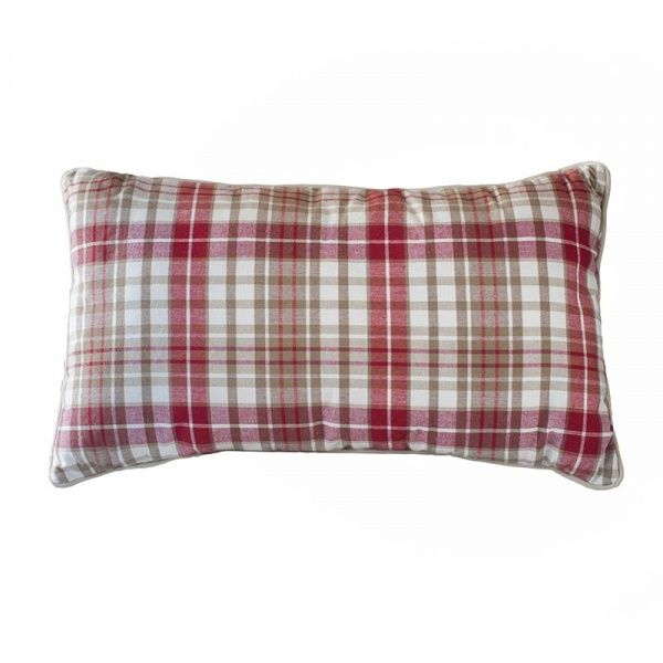 Ruutu tyyny 35x60 cm