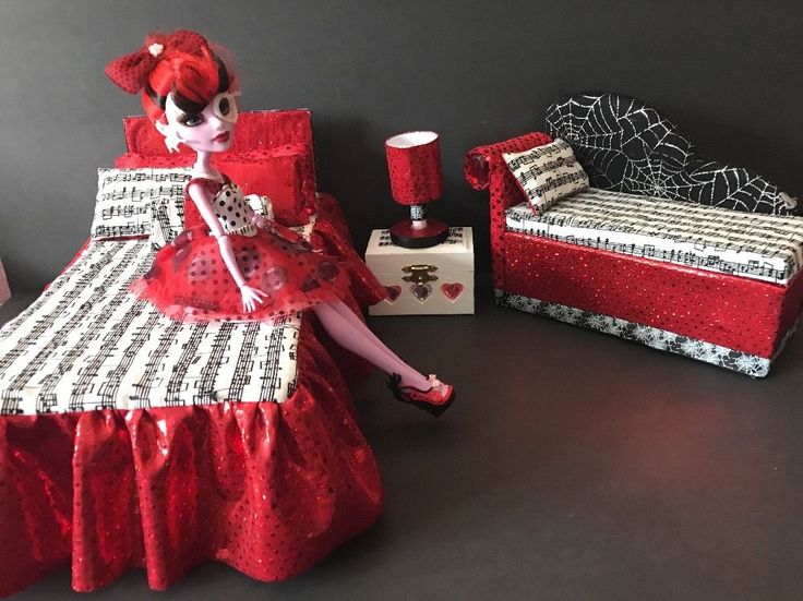 Najarian Nba Youth Bedroom In A Box: 17 Best Images About DIY Monster High On Pinterest
