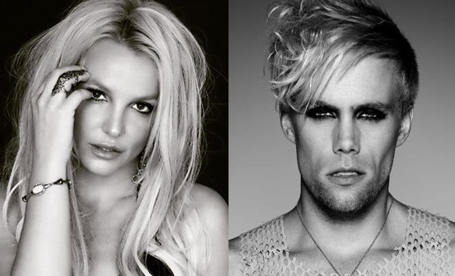 Britney Spears Made Songwriter Justin Tranter Scream And Shout   BreatheHeavy.com