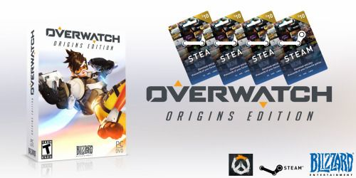 WIN Overwatch Steam Group Giveaways (01/30/2017) {WW} via... sweepstakes IFTTT reddit giveaways freebies contests