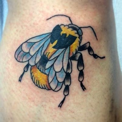 kind of makes me want a wu-tang killer bee tattoo.
