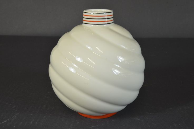 Vase by Nora Gulbrandsen, Porsgrund Porselen