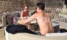 Η Lohan επιμένει Μυκονιάτικα   Η Μύκονος είναι ο αγαπημένος καλοκαιρινός προορισμός της Lindsay Lohan.  from Ροή http://ift.tt/2x5bWtc Ροή