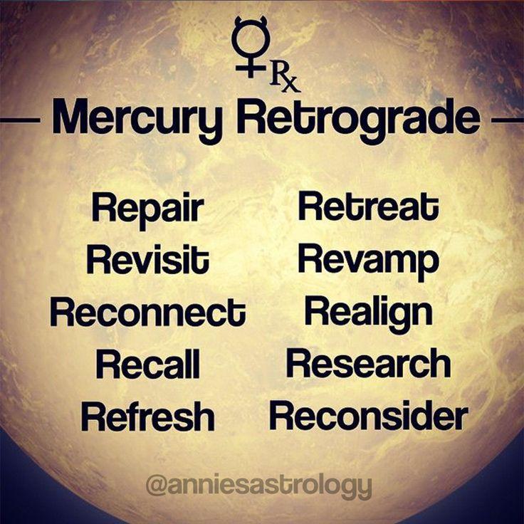 Image result for mercury retrograde and communication