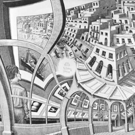 my favorite Escher