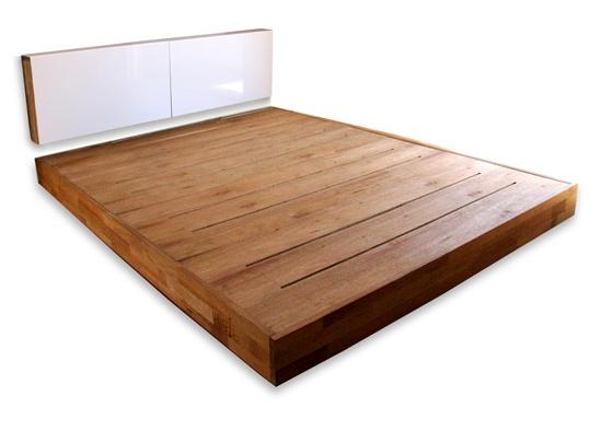 Future Perfect/MASHstudios platform bed, $2260