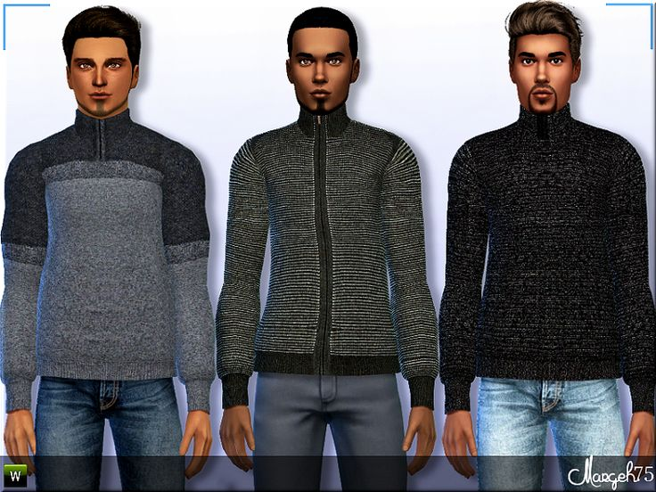 Sims  Addictions: Sims 4 West Coast Sweaters