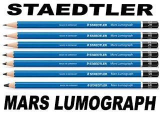 Staedtler Mars Lumograph