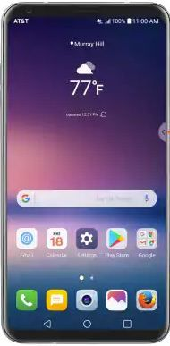 How to customize floating bar on LG V30 | Best useful tips