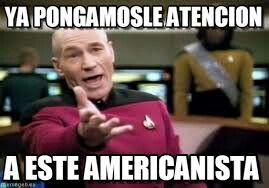 Americanistas memes