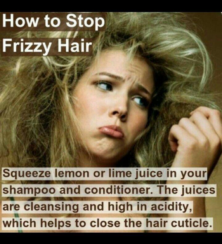 Fizzy hair???anyone??