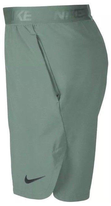 8dd21030607b9 Nike FLEX VENT MAX 2.0 Training Shorts 886371-365 Green Mens Sz S  fashion