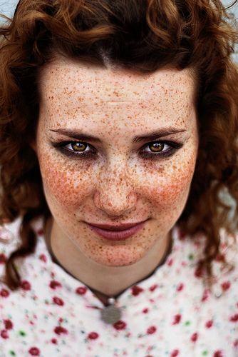 hair freckles eyebrows | poses / reference | Øyne ...