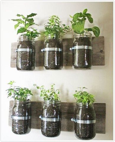 In some parts of the country, herb gardens are done producing for the season. But we still want fresh herbs, right? Here's one idea for creating an indoor herb garden. Check out the how-to