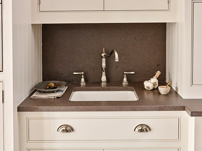 Spacious Country Kitchen Design - Tom Howley