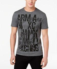 8e0c43b4ec3 Armani Exchange Mens T-Shirts - Macy s Emporio Armani