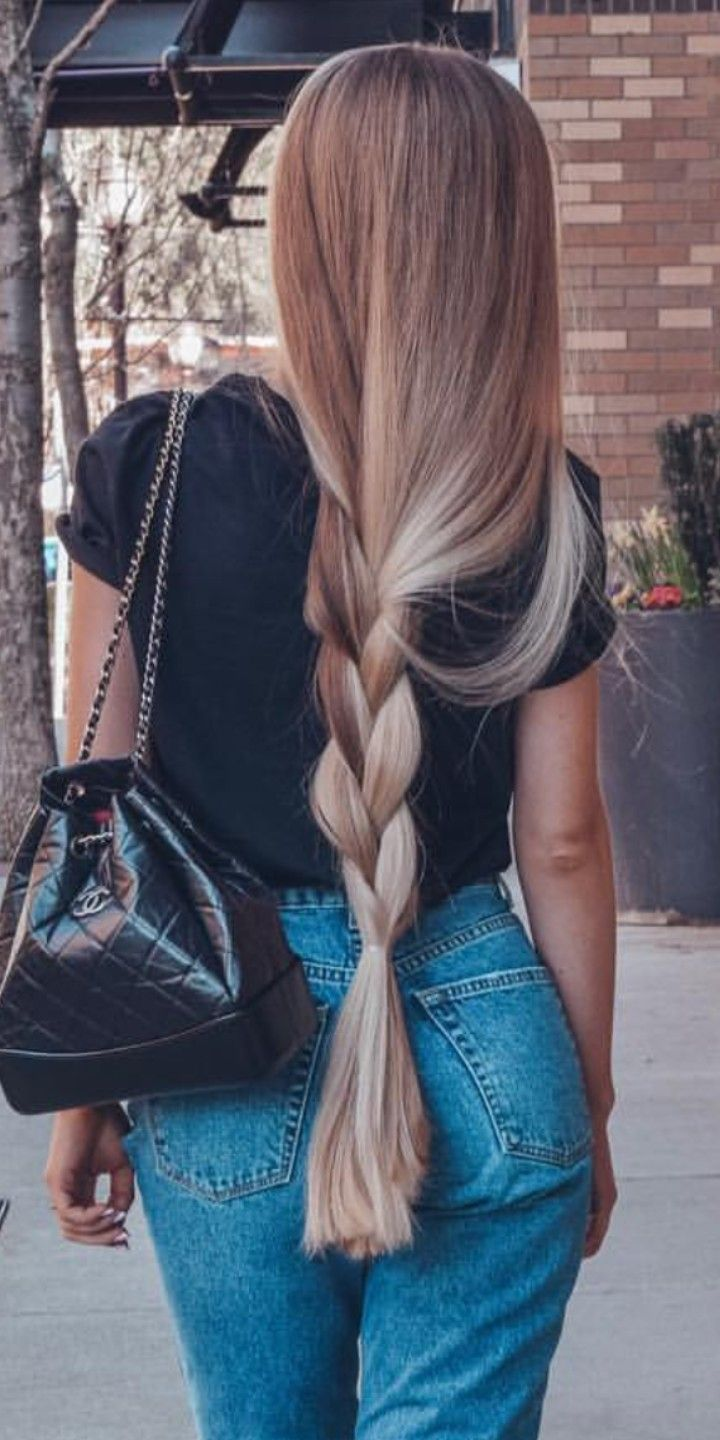 Pinterest: @idaliax11 🌹  Long hair styles, Hair styles, Beautiful