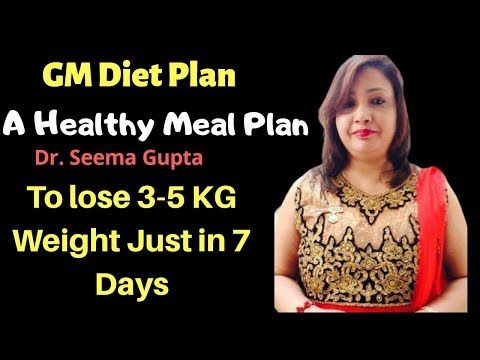 GM DIET | WEIGHT LOSS | PROS AND CONS | GIVEAWAY WEEK| How