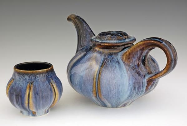 Bill Campbell Pottery - Catalog - High Tea set