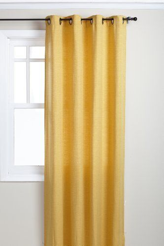 stylemaster gramercy 56 inch by 84 inch grommet panel