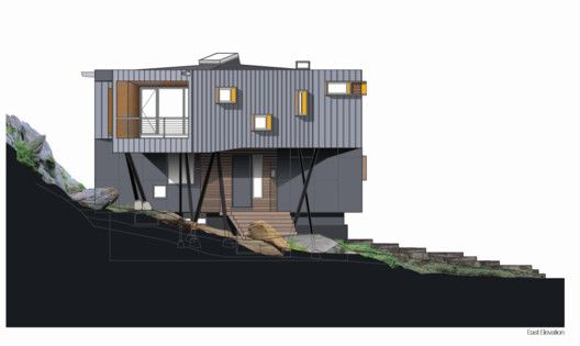 DPR Residence,elevation 02