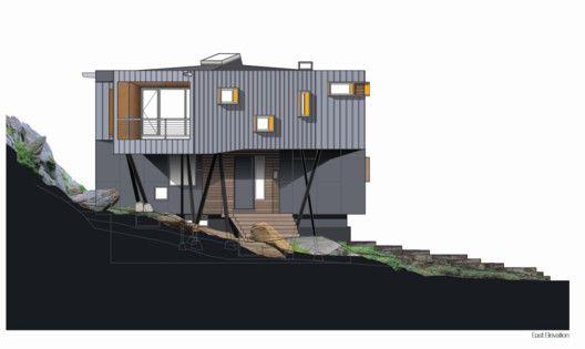 DPR Residence,elevation 02