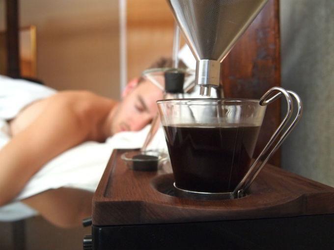 HABLEMOS DE NEGOCIOS: The Barisieur, el despertador que te preparará caf...