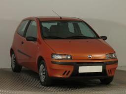 Fiat Punto 2001 Hatchback oranžová 10