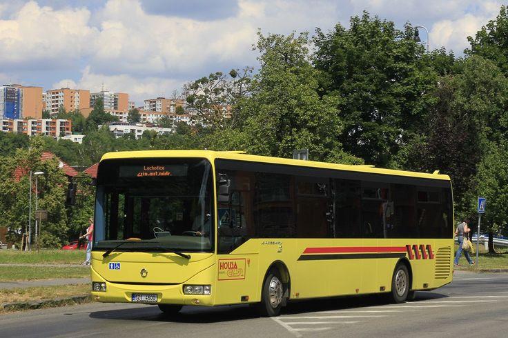 Fotografie: Irisbus Crossway LE 12M 5Z1 4600 HOUSACAR | Zlín, Trávník | seznam-autobusu.cz