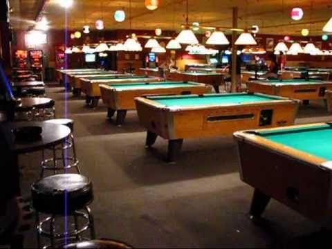 Ride The Rail Billiards Pool Halls In St Louis, Missouri   YouTube